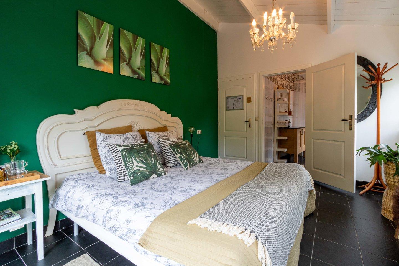 Hotel slaapkamer 6