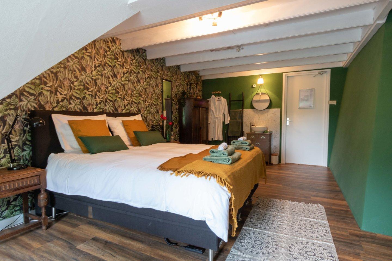 Hotel slaapkamer 3